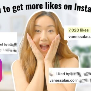 How to get more LIKES on Instagram in 2021 (I get 2,000+ LIKES every time!)