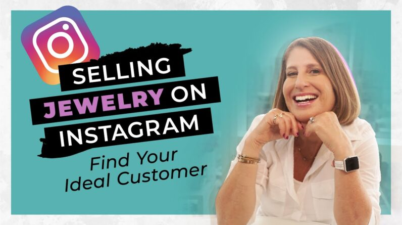How to Sell Jewelry Products on Instagram (Find Your Customer on IG)