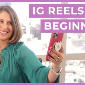 How To Use Instagram Reels Even As A Beginner (NEW IG UPDATE)