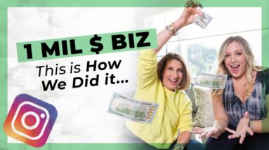 How We Made Over 1M Last Year (Behind the Scenes with Sue B. Zimmerman)