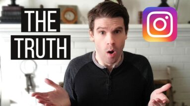The REAL Truth About Buying Instagram Followers (Instagram Algorithm Explained)