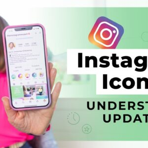 Navigating Instagram Icons (Easily Understand the Updated Interface)