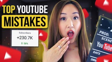 These Youtube Mistakes are COSTING you Subscribers (DO THIS INSTEAD!)