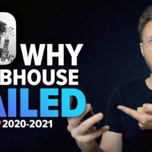 Why Clubhouse Died (and doesn't know it yet)