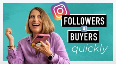 Get Instagram Followers to Buy from You