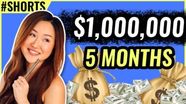 Become a Millionaire from Social Media Pt 2 #Shorts