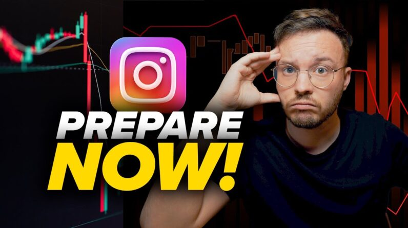 The BIG Instagram CRASH Is COMING | DO THIS NOW