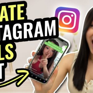 How to Create IG Reels FAST (16 videos in one DAY?!)